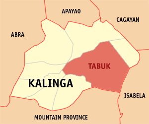 kalinga Province in Phillipines