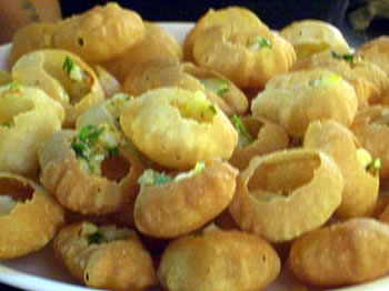 PANI PURI RECIPE