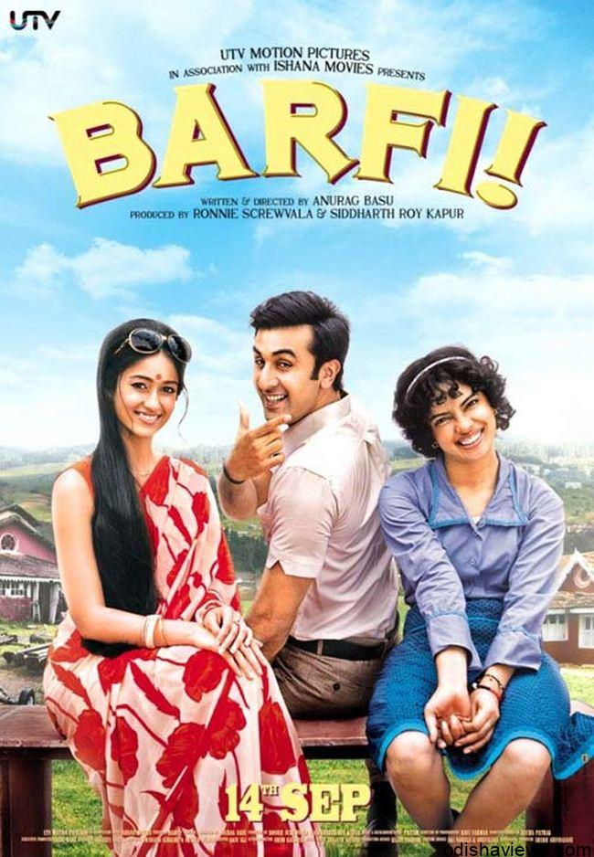 BARFI: Anurag Basu's Oscar Recipe