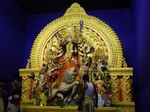 Durga Puja at RasulGarh