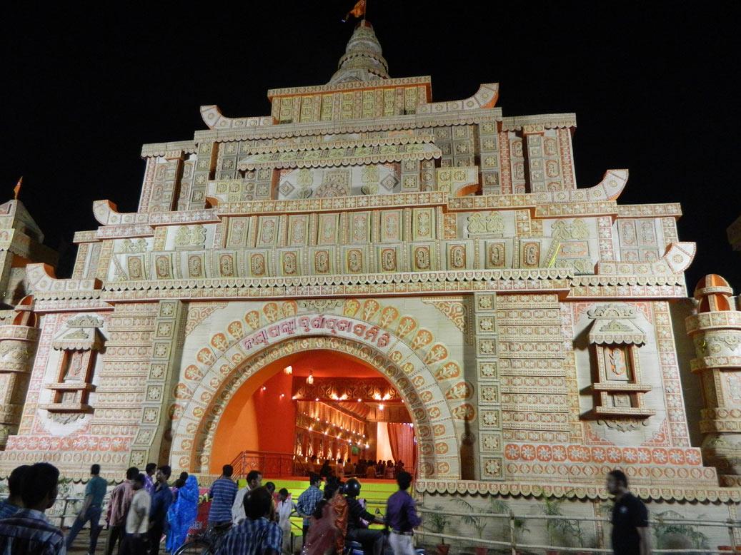 Nayapalli Durga Mandap