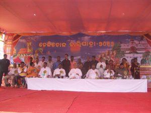 Chief Minster kicks off Baliyatra fair and Boitabandan Utsava in Jagatsinghpur