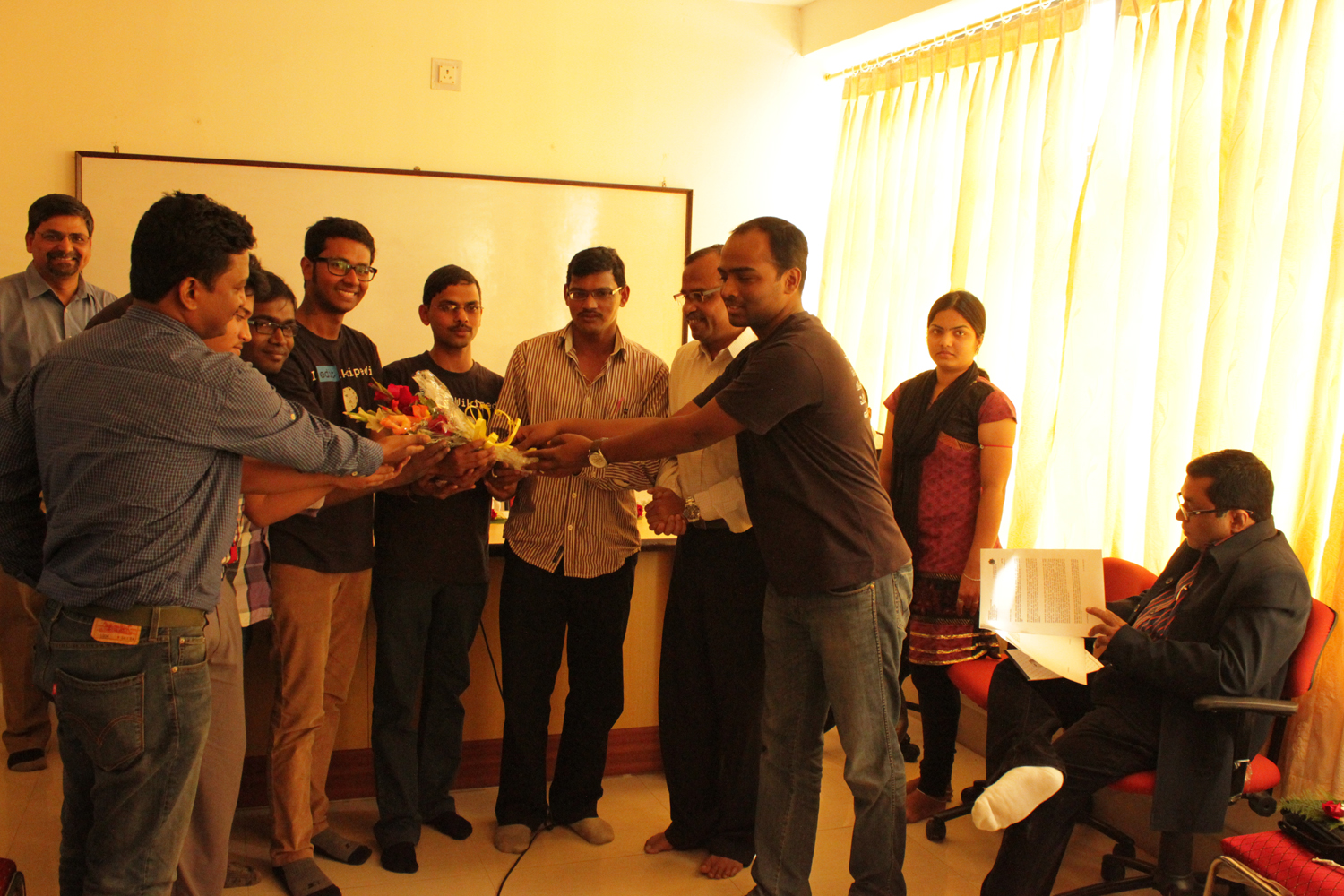 Odia Wikipedia 9th Anniversary-2