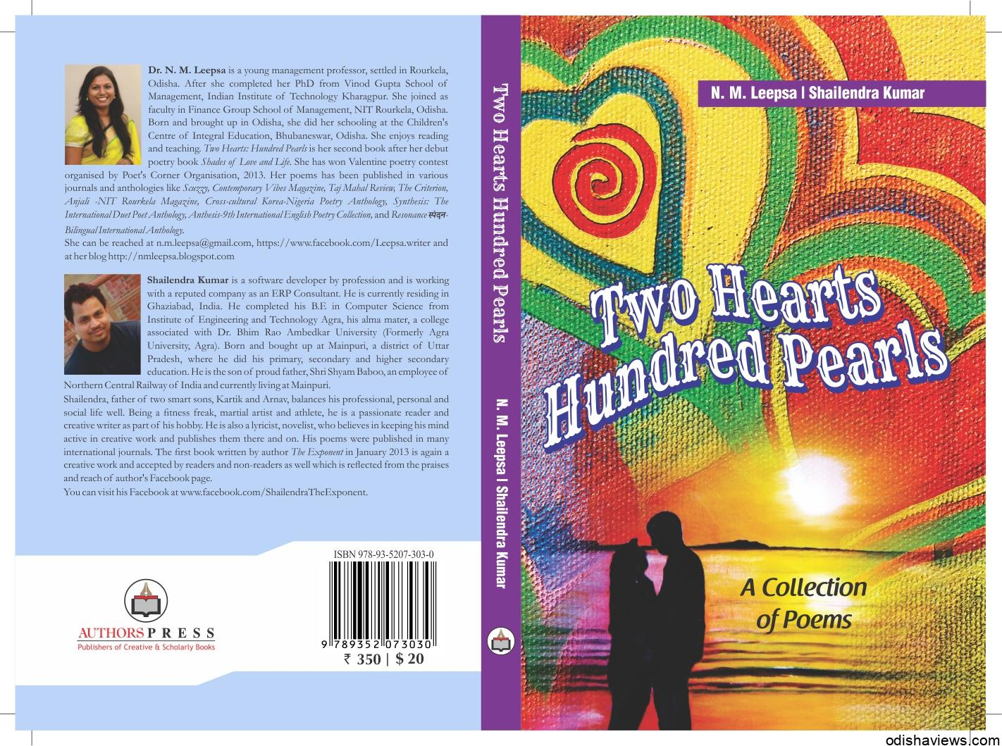 Two hearts: Hundred Pearls