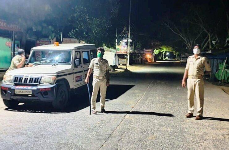 Bhadrak Jajpur and Balasore shutdown